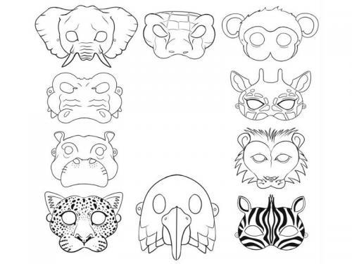 disegno animale