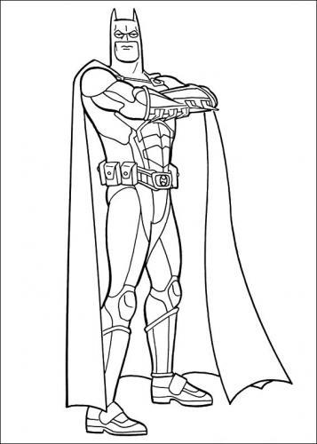disegno batman