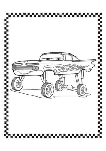 disegno Cars