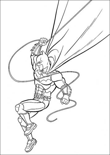 disegno di batman