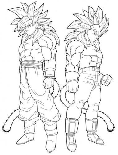 disegno di Dragon Ball