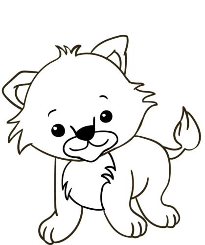disegno di leone