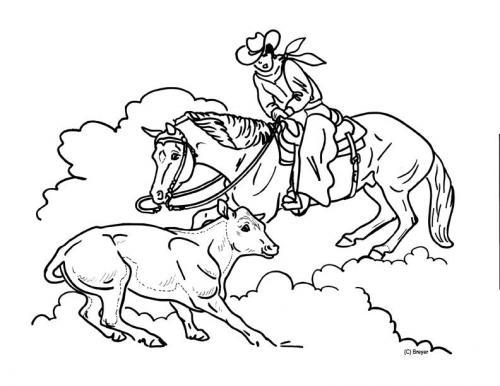 disegno di un cavallo