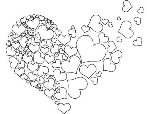 disegno di un cuore