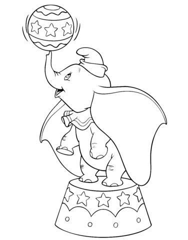 disegno dumbo
