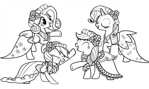 Disegno My Little Pony