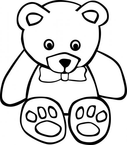 disegno orsetto