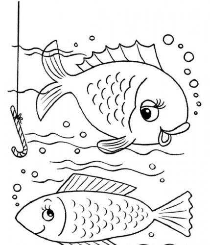 pesciolina contenta