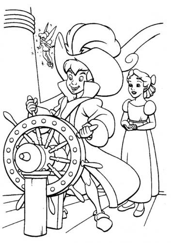 Peter porta la nave