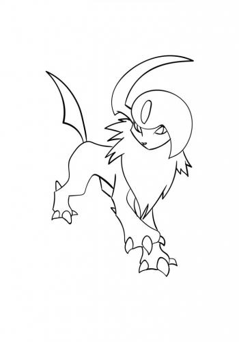 disegno Pokémon