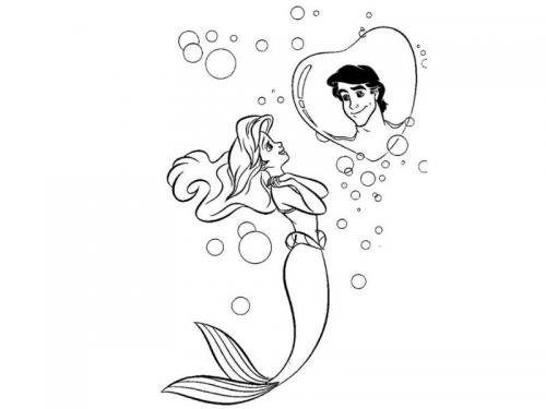 Ariel ed Erik