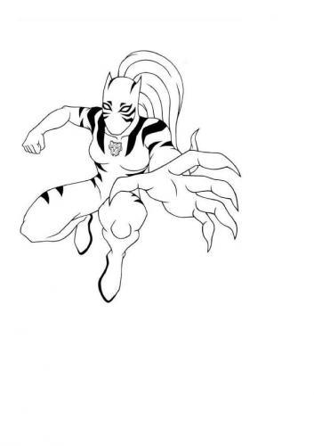 disegno spiderman per bambini
