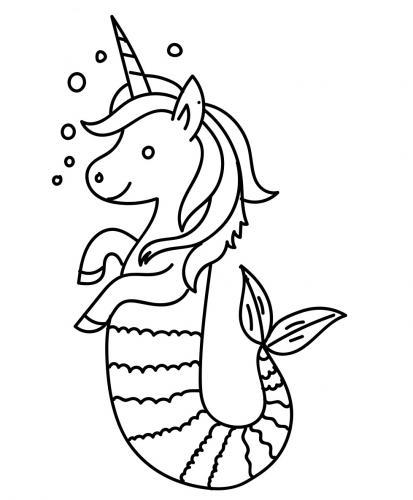 disegno-unicorno-stile-kawaii