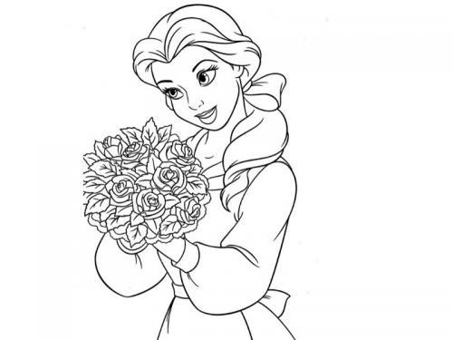 Belle e i fiori