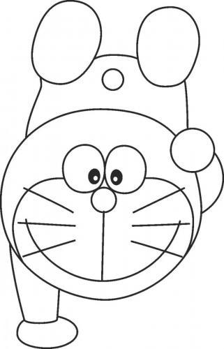 Doraemon disegno