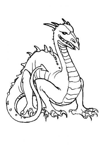 draghi disegni