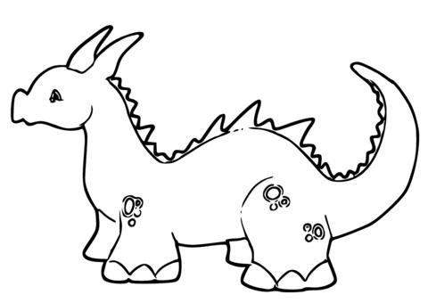 draghi facili da disegnare
