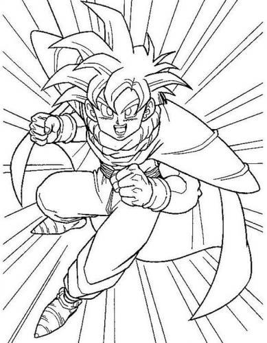 Dragon Ball disegno