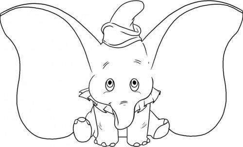 dumbo elefantino volante