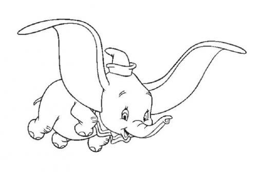 Dumbo l'elefantino volante