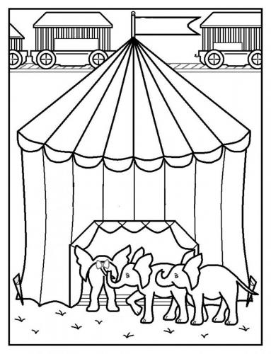 elefante sagoma