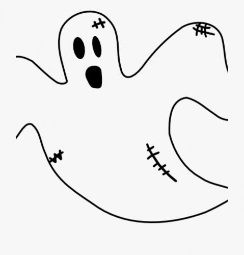 fantasma spaventoso