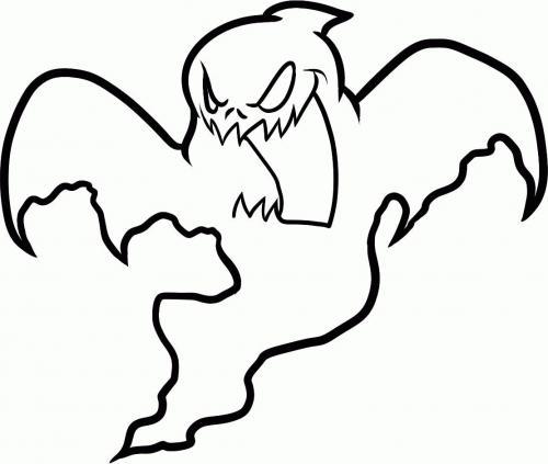 il fantasma di Halloween