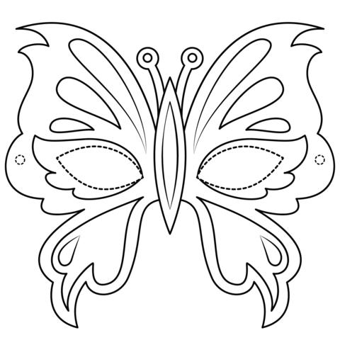 farfalle da disegnare