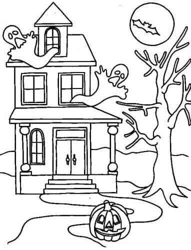 casa con fantasmi