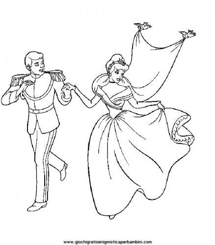 Cenerentola e il principe vissero felici e contenti