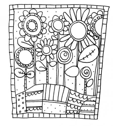 fiore disegnato