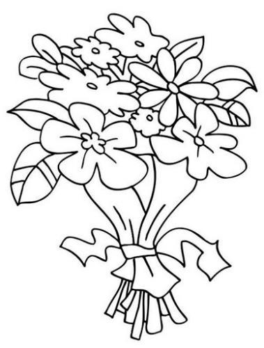 fiorellini da ritagliare