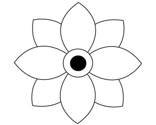 fiori immagini disegni