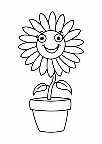 fiori per bambini