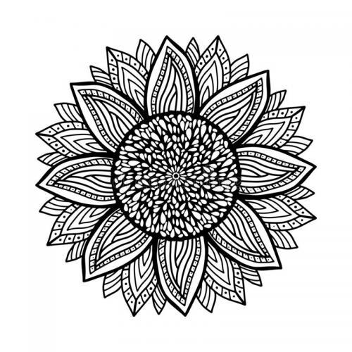 fiori stilizzati gratis