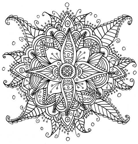 fiori stilizzati
