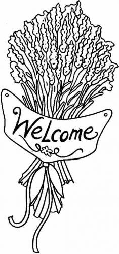 fiori welcome