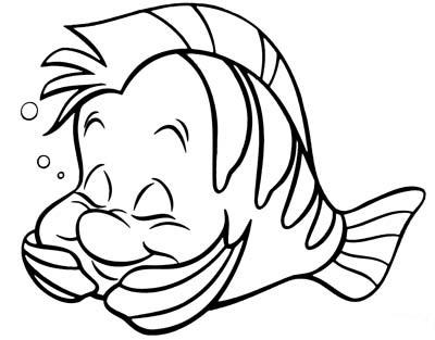 Flounder dorme