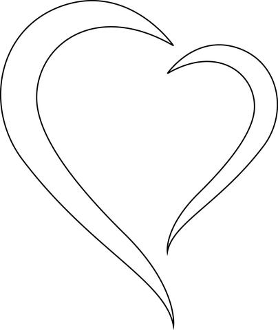 forma cuore