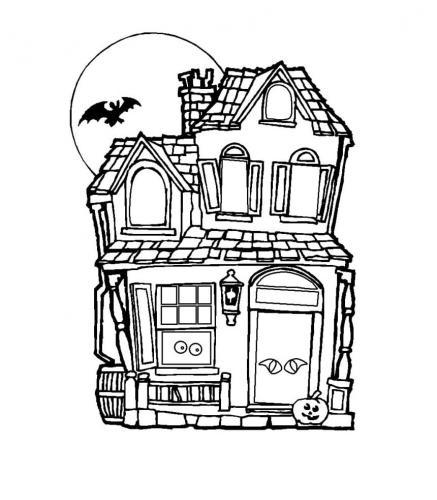 disegno per Halloween
