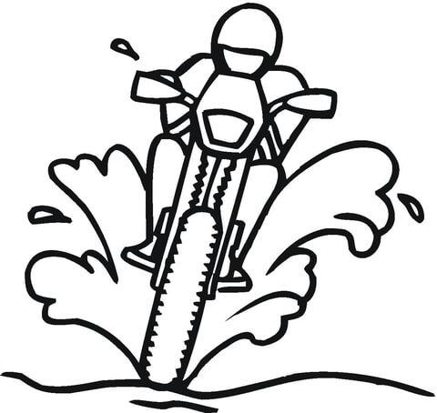 foto motocross per bambini
