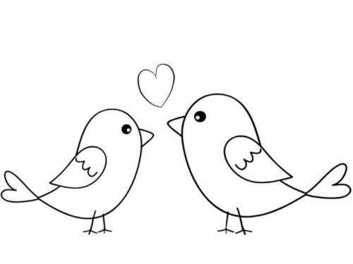 amore disegni