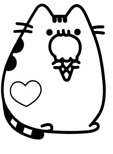 gattini kawaii disegno