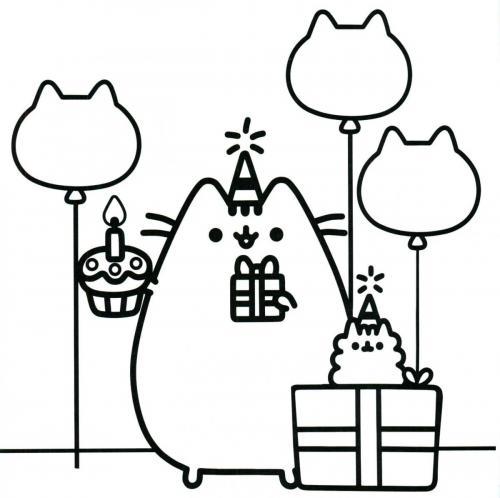 gattino kawaii disegno