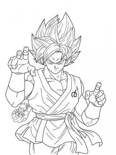Goku 2 livello