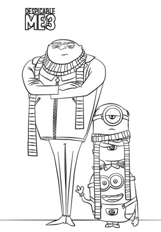 Gru e un minions