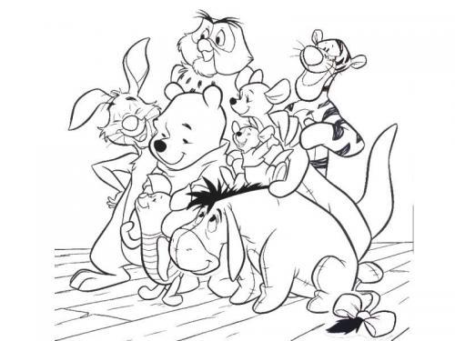 gufo e Winnie
