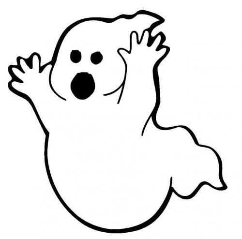 fantasma pauroso