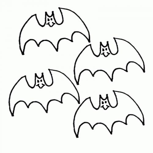 tanti pipistrelli