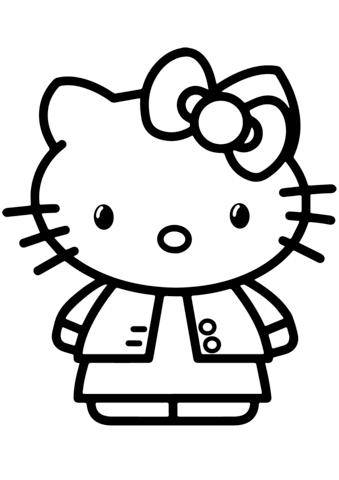 hello kitty disegni